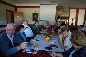 Pregled aktivnosti 2012