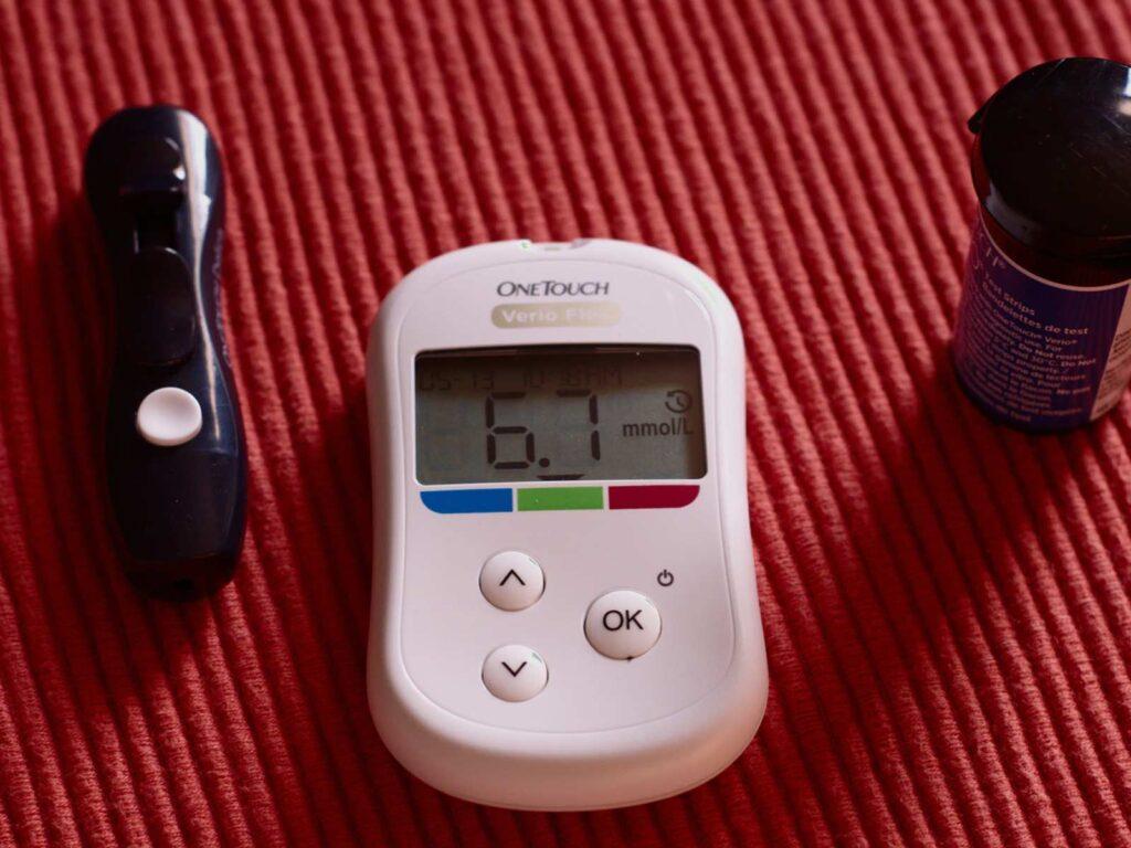 Zdravljenje sladkorne bolezni.